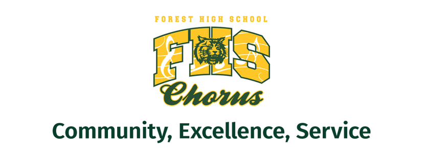 About Us Forest High School Chorus